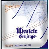 Струны для укулеле Deviser PA-U30