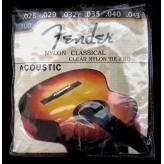 Струны для классической гитары Fender Classic guitar string 100