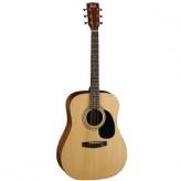 Акустическая гитара Cort AD810 NAT эстрадная
