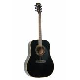 Акустическая гитара Cort AD880 BK эстрадная