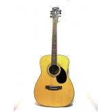 Акустическая гитара Cort AF580 w/bag NS эстрадная