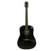 Акустическая гитара Fender CD-60 BK эстрадная