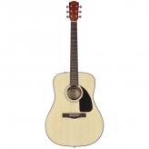 Акустическая гитара Fender CD-60 NT эстрадная