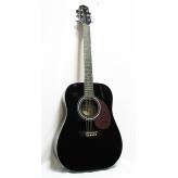 Акустическая гитара Naranda DG-120 BK эстрадная