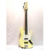 Бас гитара Apollo DJB-100 Ivory