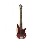 Бас гитара Apollo DNB-1550Q STRB 5-ти струнная