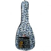 Чехол для гитары акустической эстрадной тонкий  Timebag W-100C bkcfb