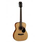 Электроакустическая гитара Cort AF510E NS эстрадная