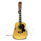 Электроакустическая гитара Harley Benton HB CUSTOM LINE CLJ-412E N 12-ти струнная эстрадная