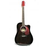 Электроакустическая гитара Naranda DG220CE-WRS эстрадная