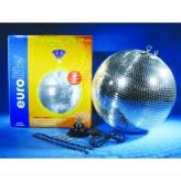 Зеркальный шар Eurolite Mirror Ball 40cm с мотором MD-1515