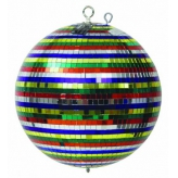 Зеркальный шар Eurolite Mirrorball 30cm многоцветный