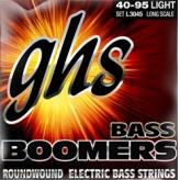 Струны для бас-гитары GHS Strings Bass Boomers