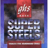 Струны для бас-гитары GHS Strings Bass Super Steels