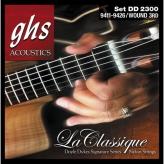 Струны для классической гитары GHS Strings Doyle Dykes Signature - LaClassique DD2300