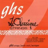 Струны для классической гитары GHS Strings La Classique
