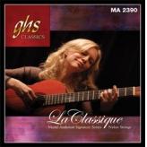 Струны для классической гитары GHS Strings Muriel Anderson Signature Classics MA2390