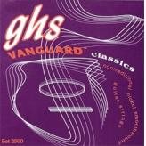 Струны для классической гитары GHS Strings Vanguard