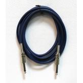 Гитарный кабель Omnitronic KC-30 синий