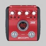Процессор эффектов для бас гитары Zoom B2