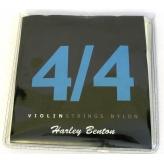 Струны для скрипки Harley Benton 4\4 нейлон