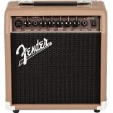 Комбик для акустической гитары Fender Acoustasonic 15