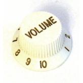 Гитарная ручка Proline DPK-200 громкость белая