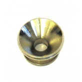 Пуговица для гитарного ремня Proline HE005 хром