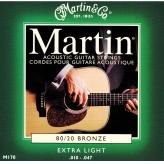 Струны для акустической гитары Martin M170