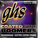 Струны для электрогитары GHS Strings Coated Boomers