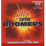 Струны для электрогитары GHS Strings Reinforced Boomers