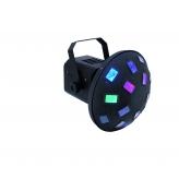 Светодиодный прибор Eurolite LED Z-3X3W RGB