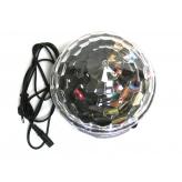 Световой прибор Eurolite LED BC-8 Beam effect MP3 светодиодный