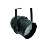 Световой прибор Eurolite LED PAR-64 short, 10 mm, RGB, светодиодный