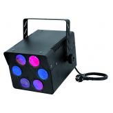 Световой прибор Eurolite LED RV-3x3 RGB светодиодный